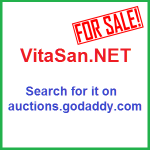Domain name for sale: vitasan.net