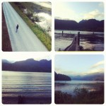 More scenes from Pitt Lake
