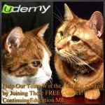 Mr.-Tom-and-Mr.-Charlie-join-forces-to-win-the-Udemy-Affiliate-Contest-intercer-cat-cats-education-u
