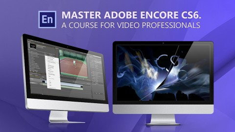 Udemy-Adobe Encore CS6 Tutorial . A Course For Video Professionals-Infinite Skills
