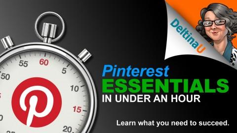 Udemy - Pinterest Essentials in Under an Hour - Deltina Hay