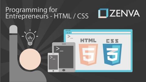 Udemy - Programming for Entrepreneurs - HTML & CSS - Pablo Farias Navarro