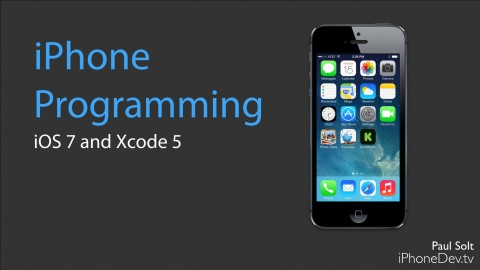 Udemy - iPhone App Programming for iOS 7 - Paul Solt