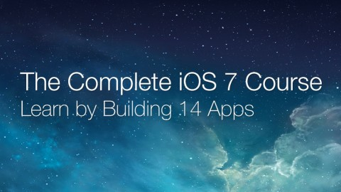 Udemy - The Complete iOS 7 Course - Learn by Building 14 Apps - John Nichols, Eliot Arntz