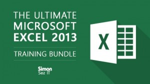 Udemy 90% Off Course Bundles – Buy 2 Get 1 Free – Ultimate Microsoft Excel, Project, Access, QuickBooks Pro, PHP by Simon Sez It