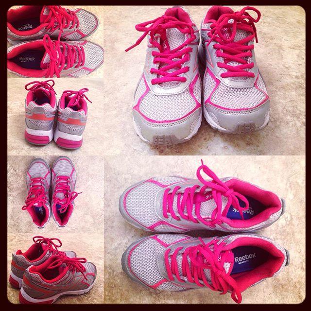 New Reebok shoes