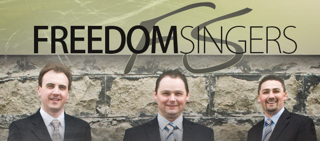 Freedom Singers to appear on Dragon's Den show on December 7, 2011