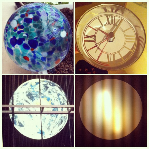 The globe theme