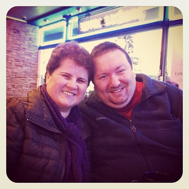 Rosy & Lucian - Jan. 2012, Coquitlam