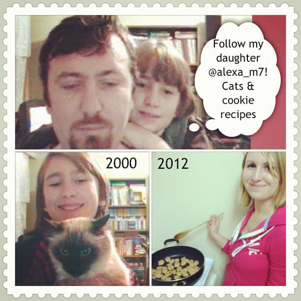 Follow my daughter @alexa_m7 ! She posts photos about: