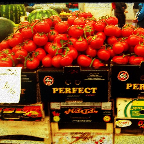 Romanian Fresh Market