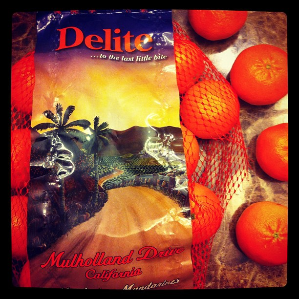 Refreshing mandarins