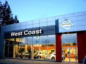 West Coast Nissan Ltd - Pitt Meadows