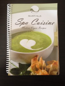 Spa Cuisine - Silver Hills Cookbook