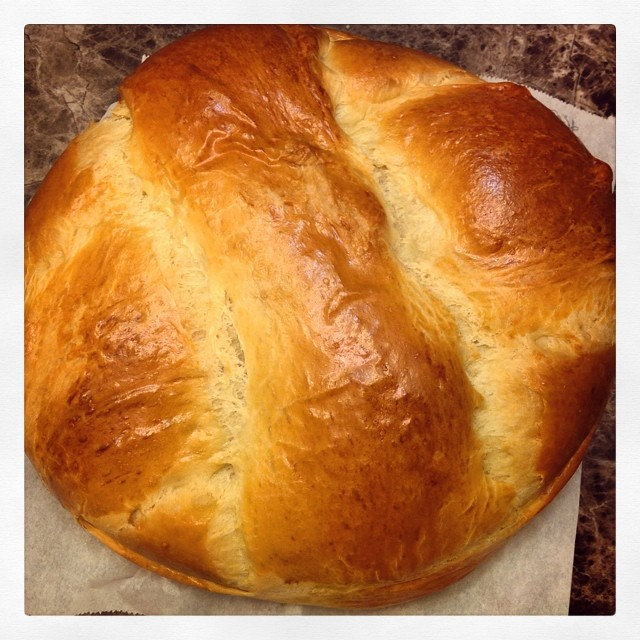 Easter Portuguese Sweet Bread