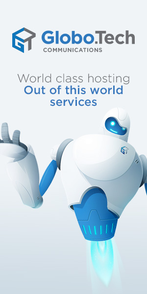 Globo Tech - World Class Hosting, Out Of This World Services